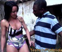 Videos de sexo coroa brasileira dando para o negro